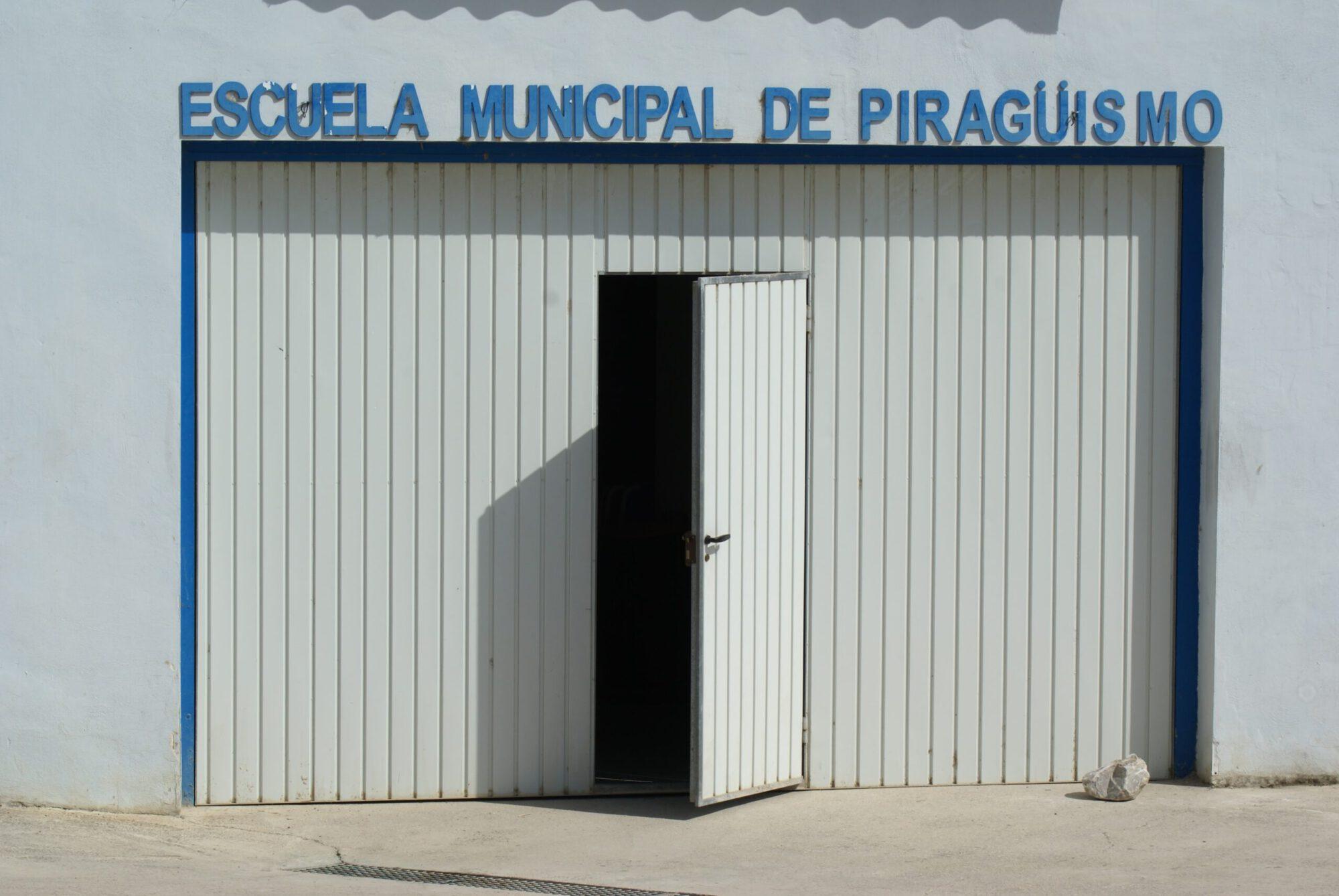Escuela de Piragüismo de Calasparra